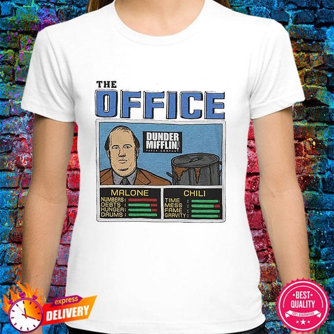 The Office Dunder Mifflin shirt